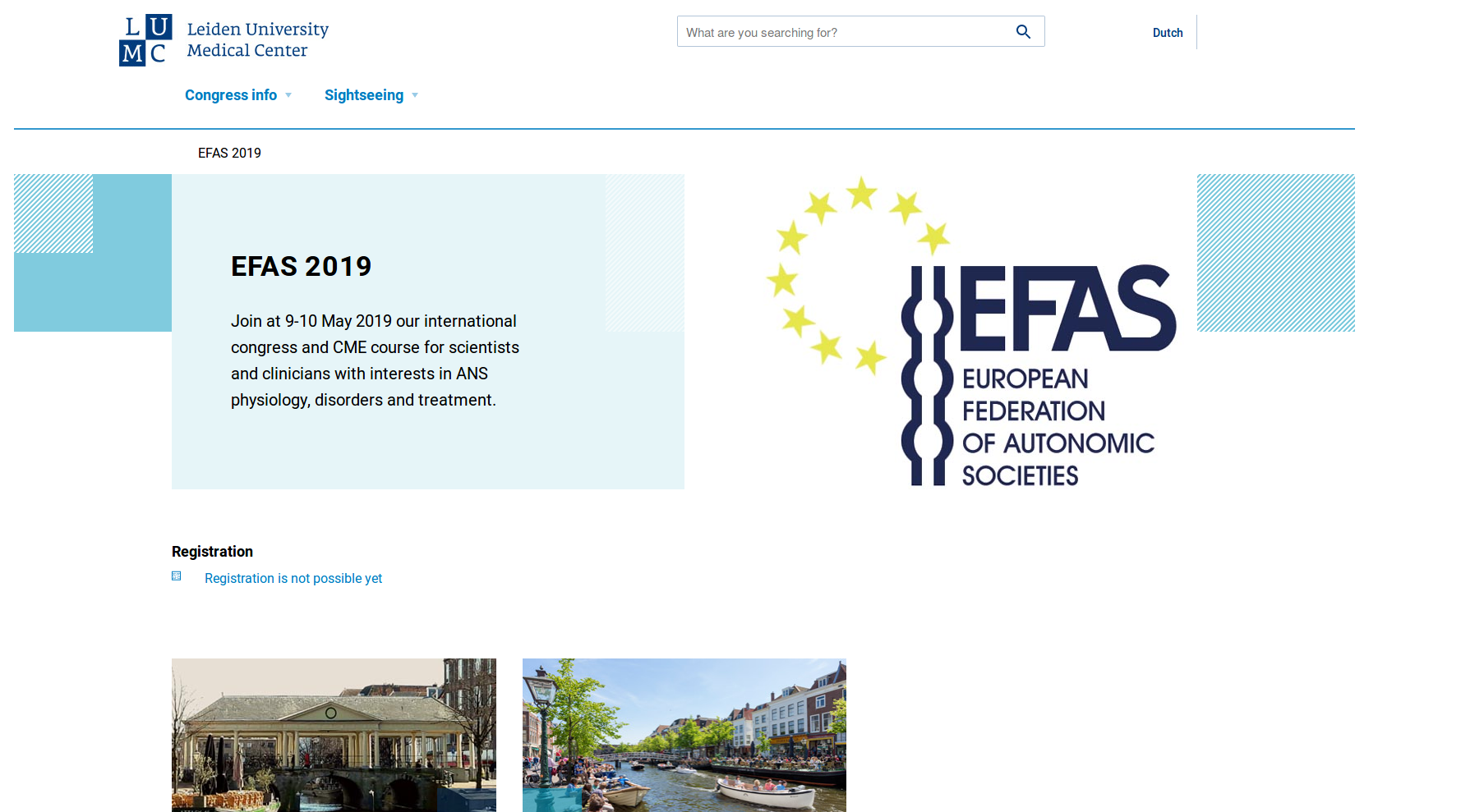 EFAS19 Meeting